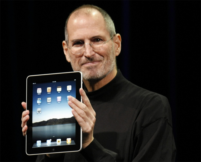 Steve Jobs Says New iOS Subscriptions Are For Publishing Apps