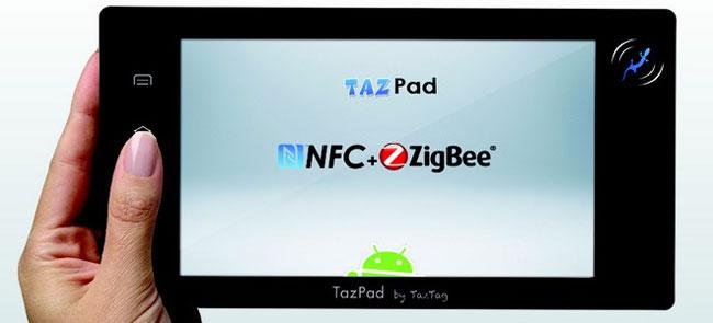 TazPad