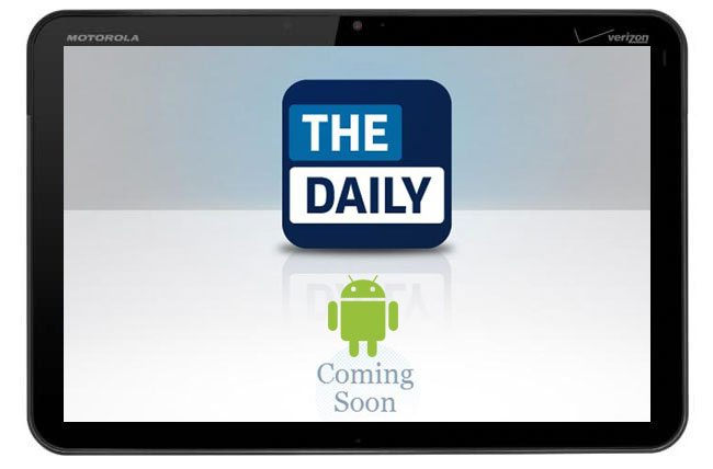 The Daily Coming To Android This Spring