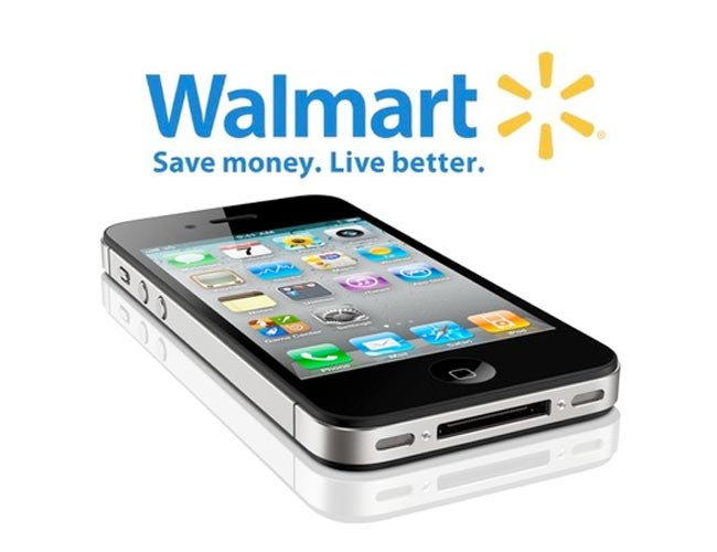 Verizon iPhone 4 Headed To Walmart