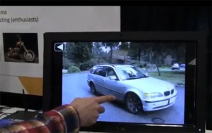 Microsoft 3D Photo-Realistic Modelling App (video)