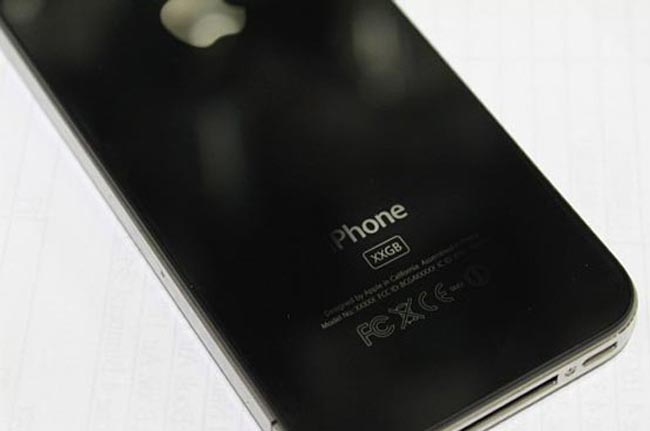 where is iphone serial number 64gb iphone 4 appears on 8376
