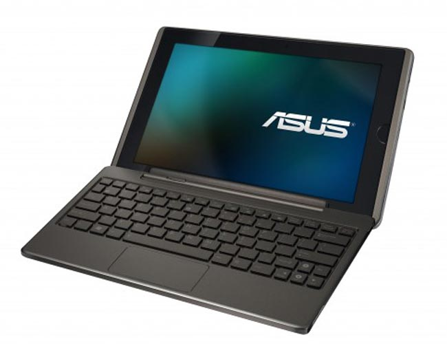 Asus eee pad transformer android honeycomb tablet gets official