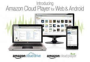 Amazon Cloud Player Music Streaming Service Goes Live