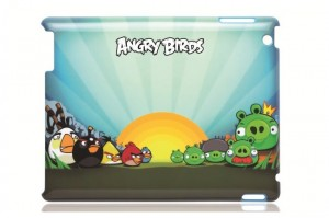 Angry Bird iPad 2 case