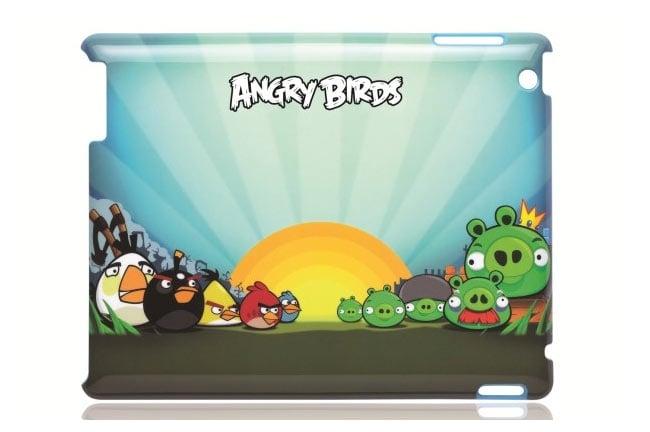 Angry Bird iPad 2 case