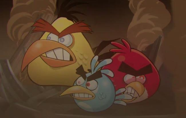 Angry Birds Rio
