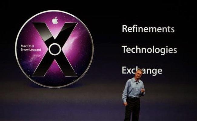Head Of Mac OS X Bertrand Serlet Leaving Apple