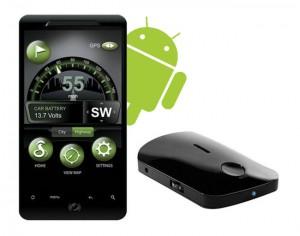 Cobra iRadar Android