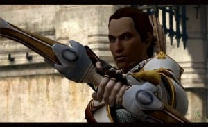 Dragon Age 2 'Exiled Prince' DLC (video)