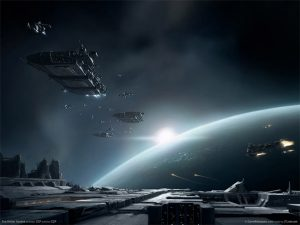CCP Games Bringing MMO And FPS Combining EVE And Dust 514 (video)