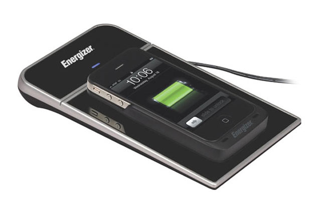 Energizer Qi-Enabled Single-Zone Inductive Charger