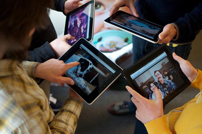 Flickr iPad