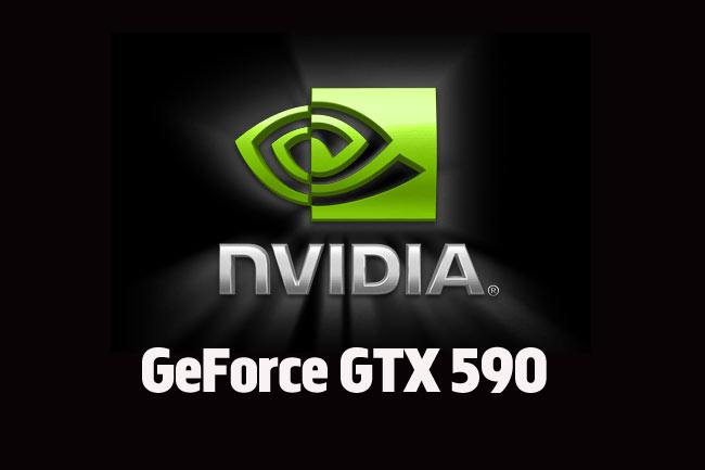 GeForce GTX 590 Release Date