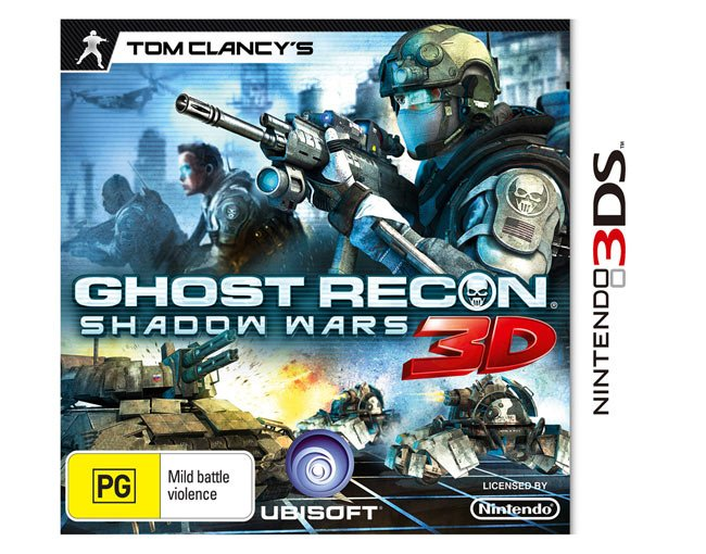 Ghost Recon Shadow Wars