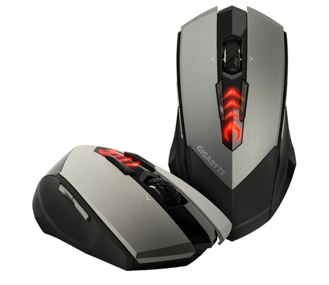 Gigabyte Aivia M8600 Macro Gaming Mouse