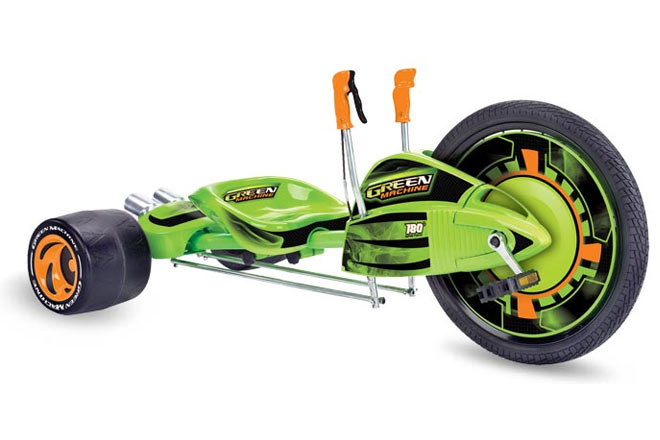 Green Machine Toy