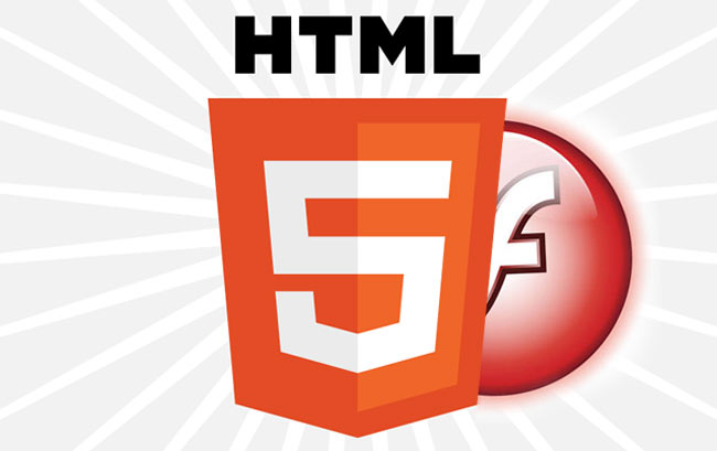 HTML5 Flash