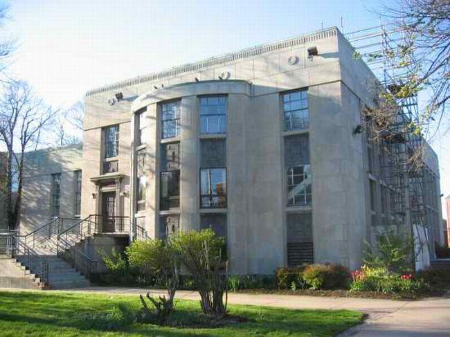 Halifax library