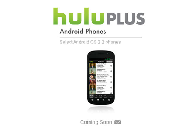 Hulu Plus On Android