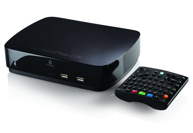 Iomega ScreenPlay DX HD Media Player