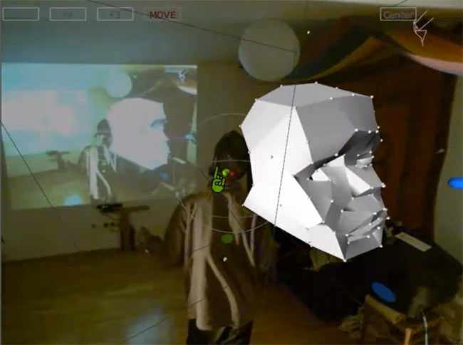 Kinect 3D modelling