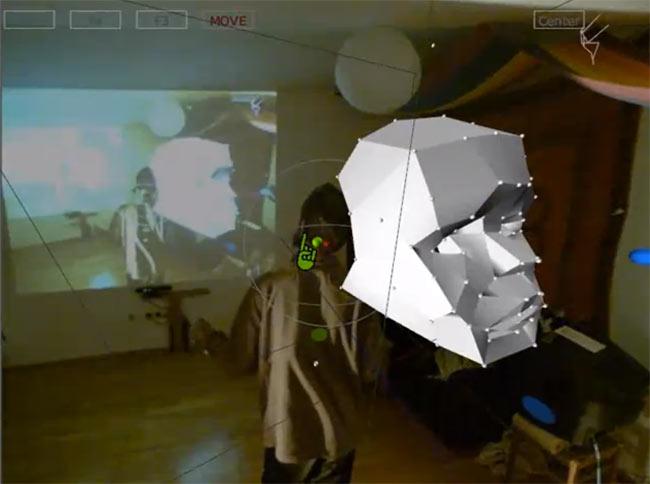 Kinect 3D modelling