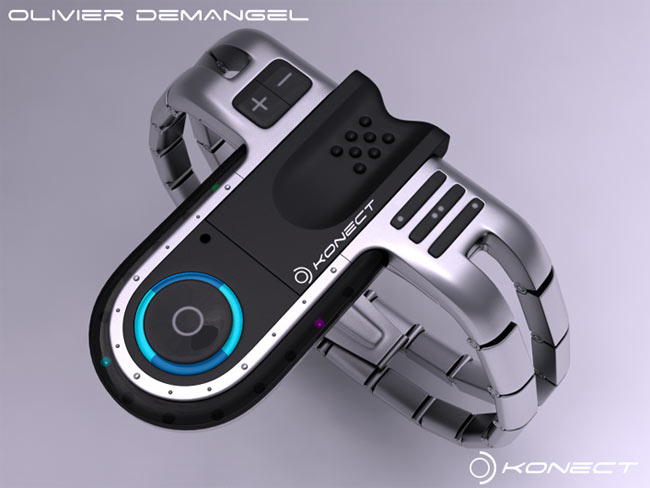 Konect Tokyo USB Concept Watch