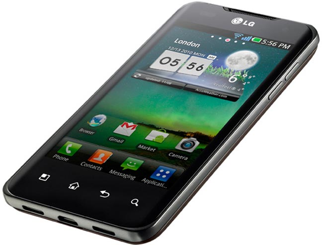 LG Optimus 2X Coming To Europe This Month