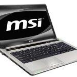 MSI CX640 Notebook