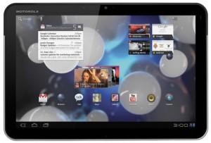 Motorola Rolling Out OTA Update For Xoom