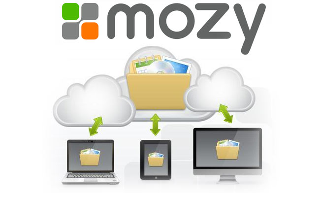 Mozy Syncing
