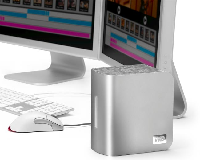 Western Digital Launches 6TB My Book Studio Edition II