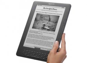 New York Times Kindle Subscription Includes Free Web Access