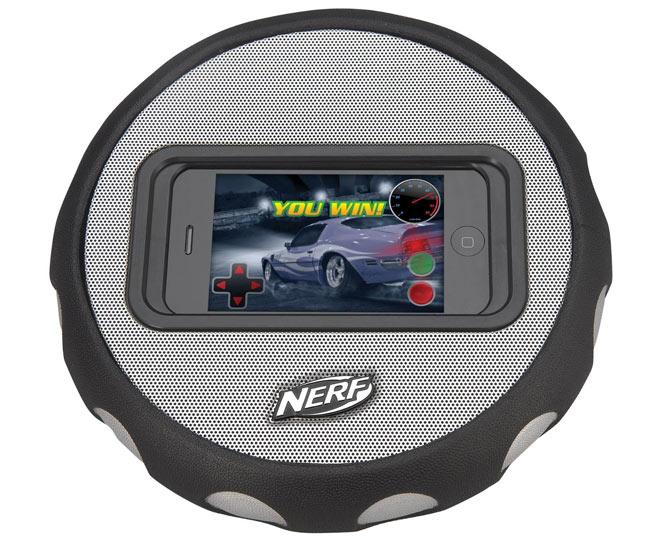Nerf Steering Wheel