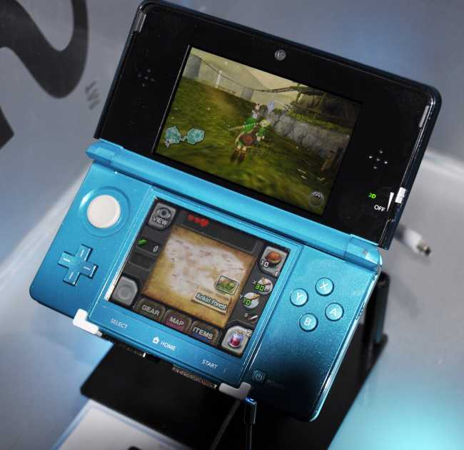Nintendo 3DS Preview