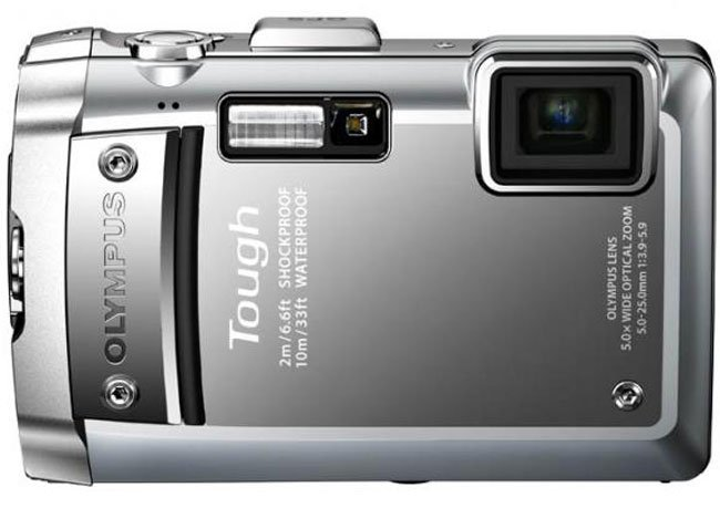 Olympus TOUGH TG-801 Compact Camera Announced