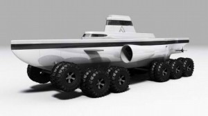 Pathfinder Submarine Concept Seems Improbable, But Looks Cool
