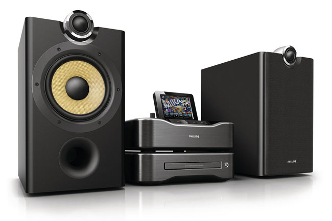 Phillips component HiFi system