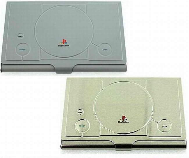 Playstation Business Cards