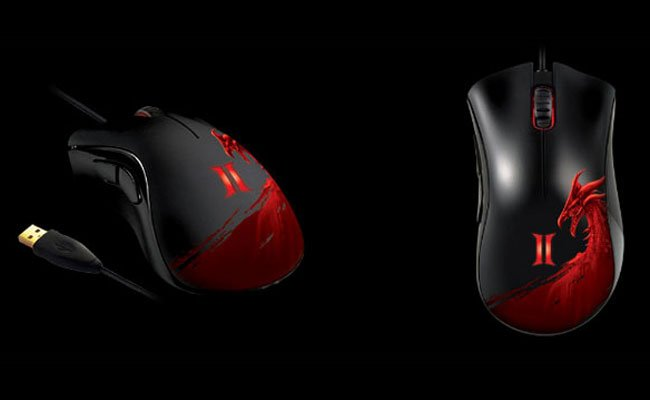 Razer DeathAdder gets Dragon Age II Special Edition