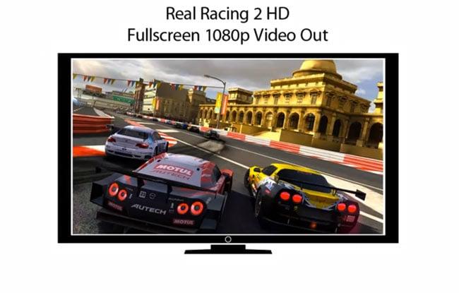 Real Racing 2 iPad