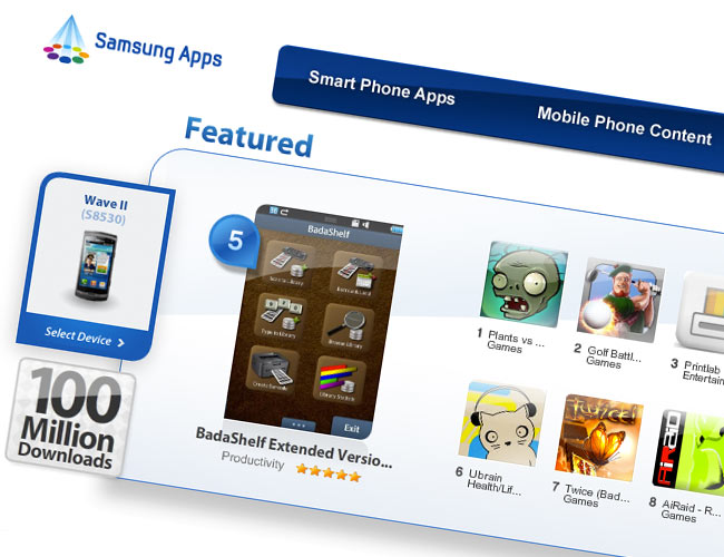 download app store for samsung