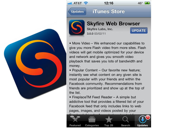 Skyfire 3