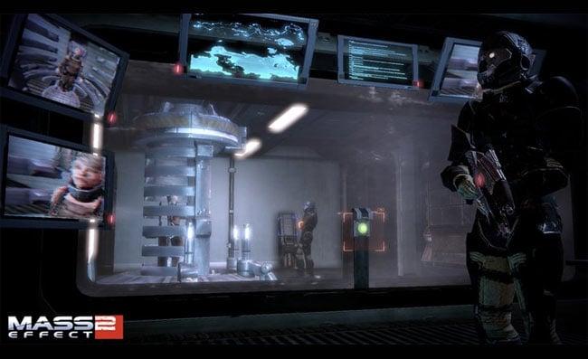 The Arrival DLC Mass Effect 2