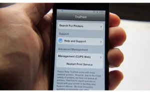 TruPrint Provides Complete Printing Support For Jailbroken iOS Devices (video)