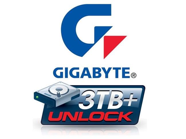 Unlock 32bit Hard Drive Capacity