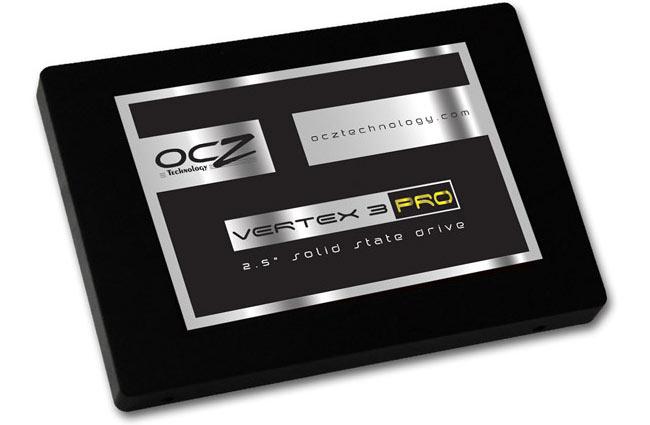 Vertex 3 SSD
