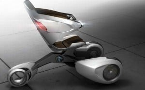Peugeot XB1 Concept Trike Is The Sexiest Of Its Kind