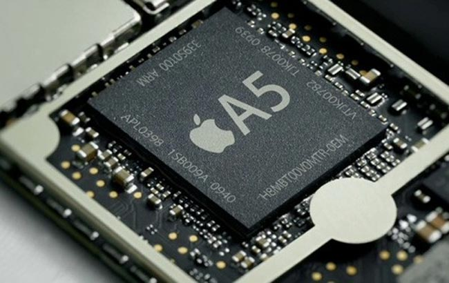 iPhone 5 To Feature Dual Core A5 Processor